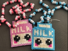 Want to learn how to make your own perlers?! Look no farther, check out RaveHackers.com for all you need to make your own DIY rave and festival accessories!