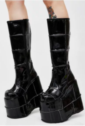 https://www.dollskill.com/demonia-patent-stack-platform-boots.html