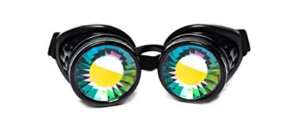 GloFx Kaleidoscope Goggles