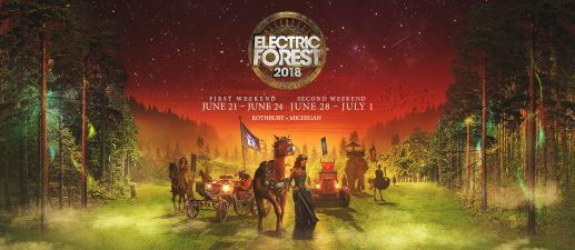 Electric Forest 2018! Prepare for this magical event with us over here at Rave Hackers!